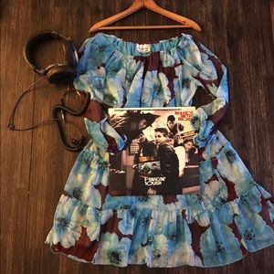 "1990's Babydoll Dress ""Theee Dress of the 90's"""